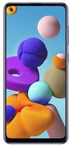 Read more about the article Samsung Galaxy A21s A217M 64GB Dual SIM GSM Unlocked Android Smartphone (International Variant/US Compatible LTE) – Blue