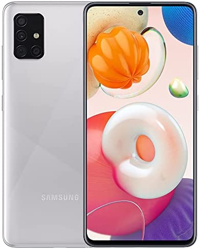 You are currently viewing Samsung Galaxy A51 (128GB, 6GB) 6.5″, 48MP Quad Camera, Dual SIM GSM Unlocked (US + Global) 4G LTE International Model – A515F/DS (Fast Car Charger Bundle, Haze Crush Silver)